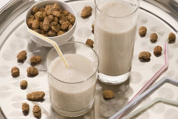 Health benefits of tiger nut milk