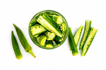 Health Benefits of Okra Water