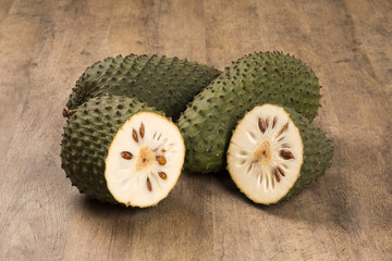 Nutritional value of Soursop