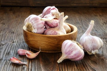 Benefits of Garlic for Men