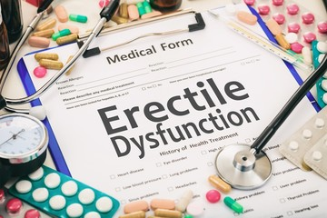 Fitness and erectile dysfunction