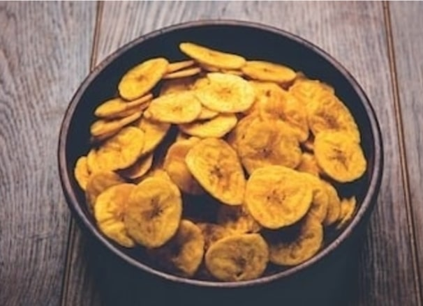 Healthy Nigerian snacks