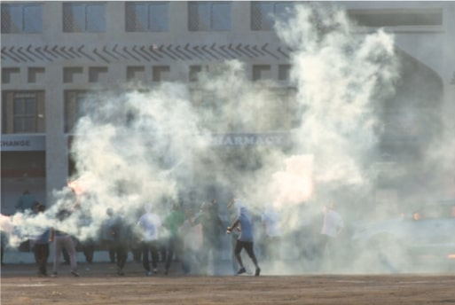 How to protect yourself from teargas
