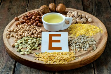 Nigerian Foods That Are Rich In Vitamin E